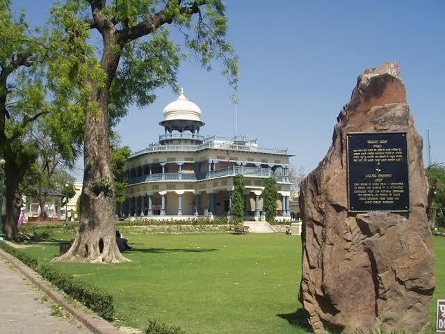 प्रयागराज:नेहरू के आनंद भवन में पहुंचा 4 करोड़ 19 लाख के गृहकर बकाया का नोटिस