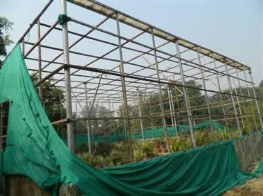 बस्ती जिले के बंजरिया में स्थापित पौने सात करोड़ की परियोजना वर्ष भर में बदहाल