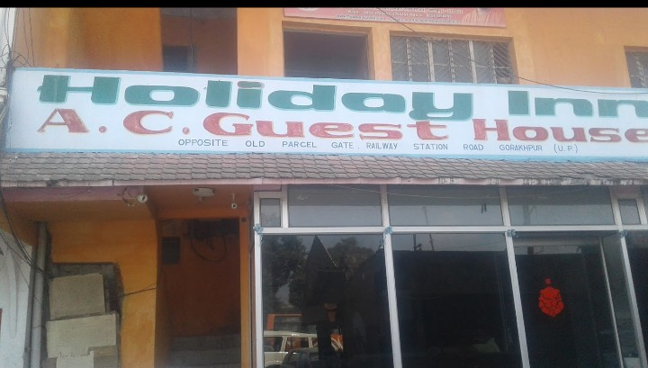पुलिसिया कारनामे:हरदोई से पेशी पर आया था देवरिया, होटल में रंगरलियां मनाते पकड़ा गया अपराधी…