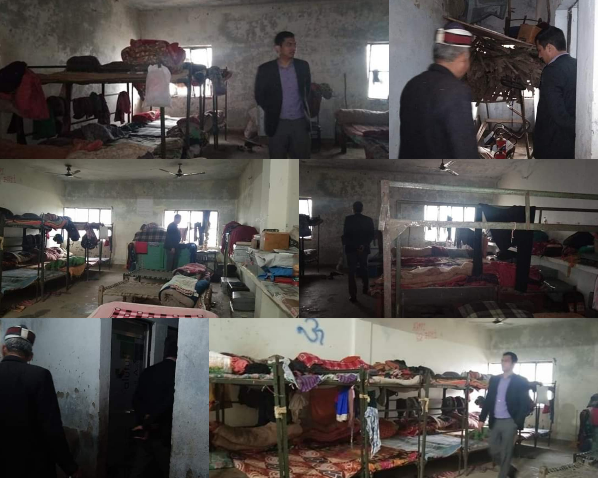 बस्ती: उप जिलाधिकारी के निरीक्षण में बदहाल कस्तूरबा गांधी विद्यालय खुली पोल