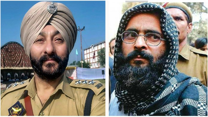 Davinder Singh Kashmir DSP story बताती है आदमी वफादार तो नहीं था