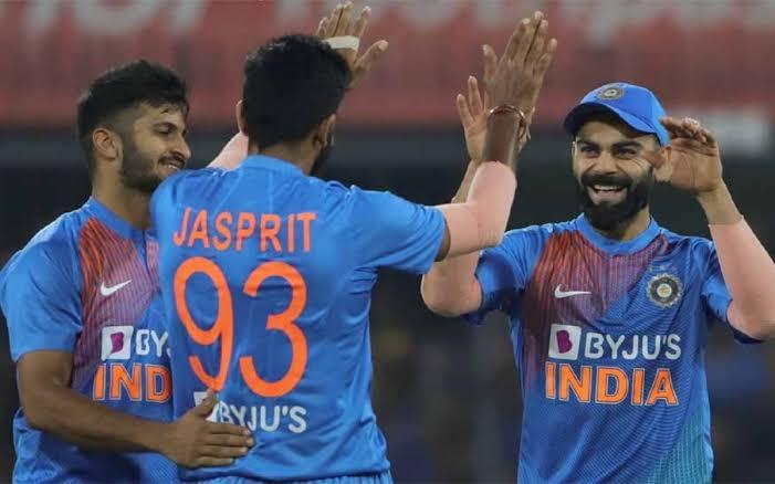 राजकोट में पहली बार Team India ने वनडे मैच जीता, ऑस्ट्रेलिया को 36 रनों से हराया