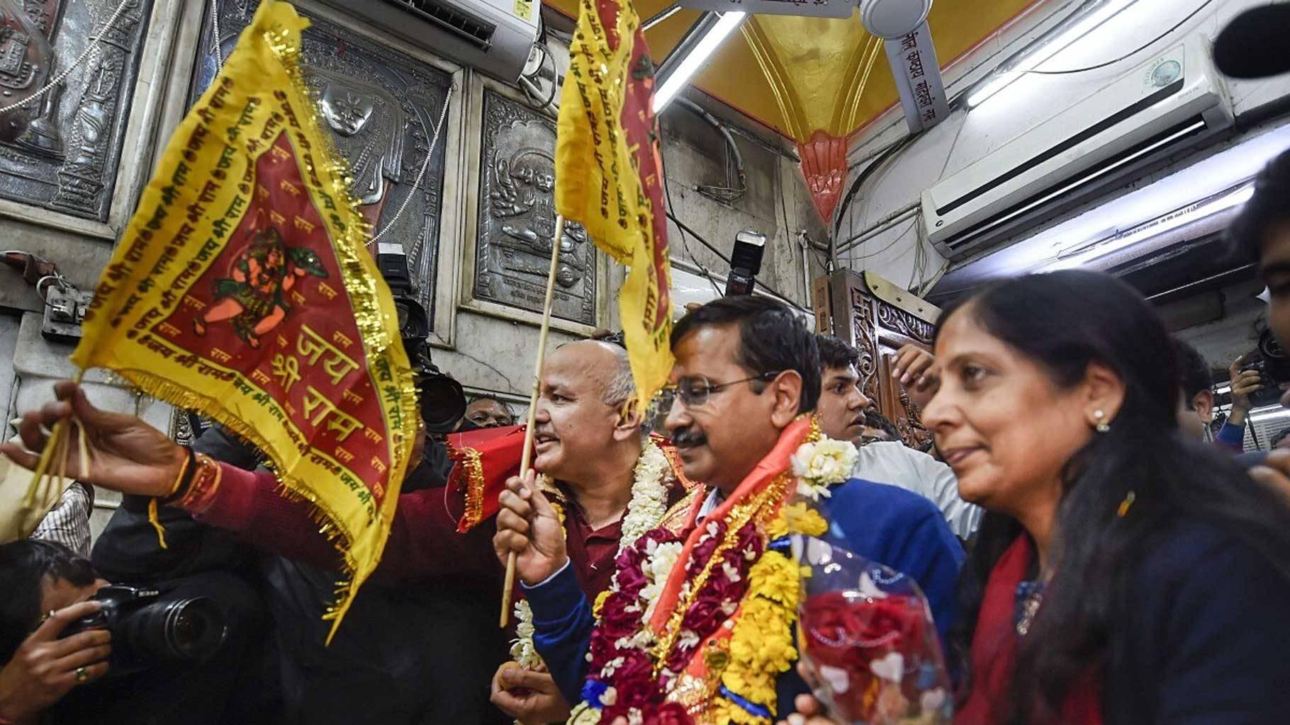 RSS की नजर में BJP के लिए Kejriwal सबसे बड़ा खतरा यूं ही नहीं हैं