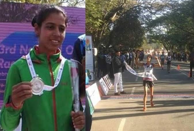 उपलब्धि / भावना ने ओलिंपिक कोटा पक्का किया, 20 किलोमीटर पैदल रेस में अपना नेशनल रिकॉर्ड तोड़ा