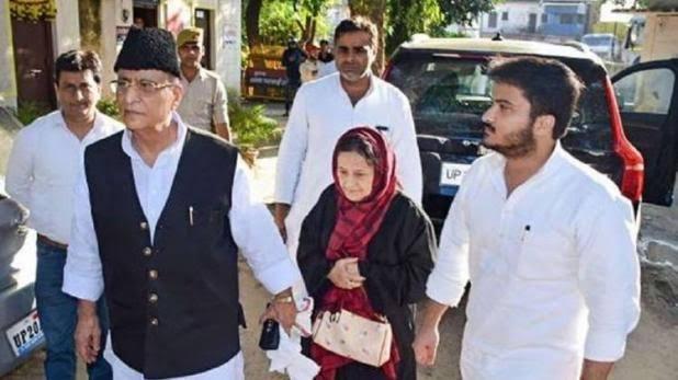 UP:विधायक पत्नी और बेटे के साथ आजम खां को दो मार्च तक भेजा गया जेल, जानें क्या हैंं आरोप?