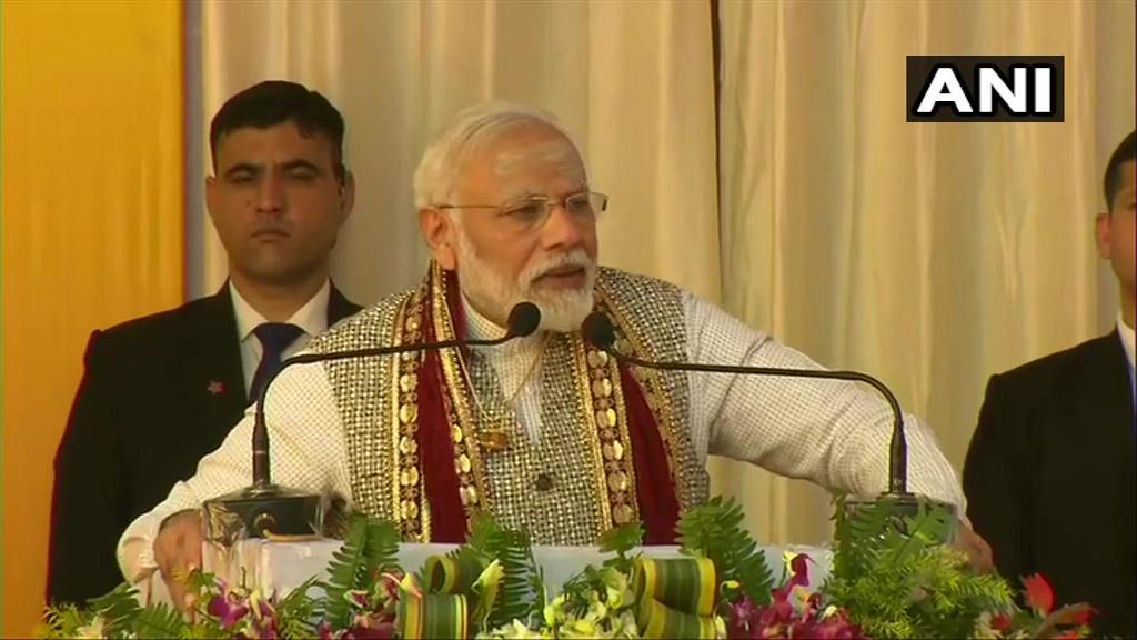केजरीवाल के  शपथग्रहण समारोह के समय कहां थे प्रधानमंत्री मोदी
