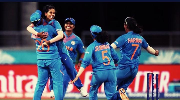 महिला टी-20 विश्व कप : भारत ने मौजूदा चैंपियन ऑस्ट्रेलिया को हराया, 16 वर्षीय खिलाड़ी शेफाली वर्मा