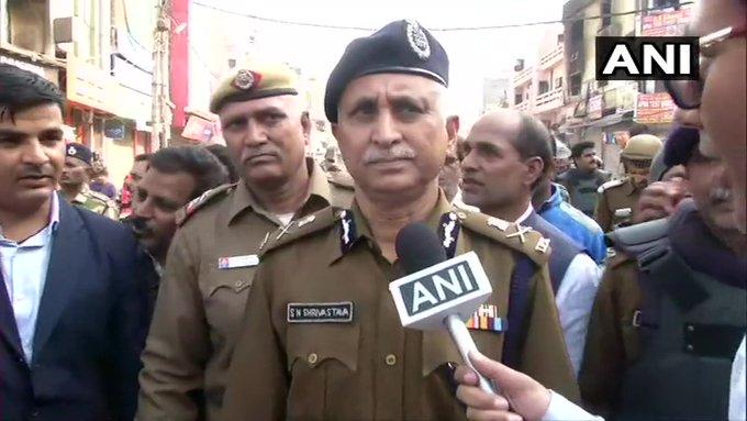 ताहिर हुसैन पर बोले दिल्ली पुलिस के नए मुखिया एस एन श्रीवास्तव- किसी दोषी को बख्शा नहीं जाएगा