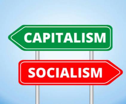 कोरोनो वायरस से लड़ने में 'पूंजीवाद' असफल रहा है.