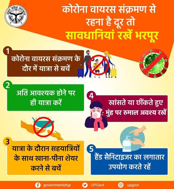 कोरोना की तेज रफ्तार: संतकबीरनगर में 23, बस्ती में 13, कुशीनगर-सिद्धार्थनगर में 7-7, गोरखपुर में 5 नए मरीज