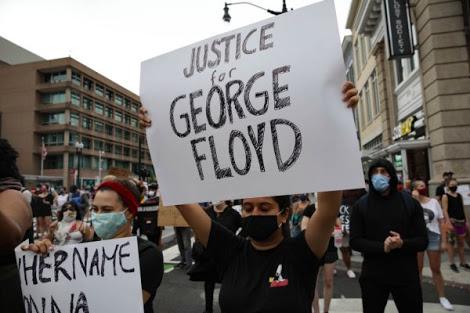 कौन थे George Floyd ? एक अश्वेत क्रांति का जनक