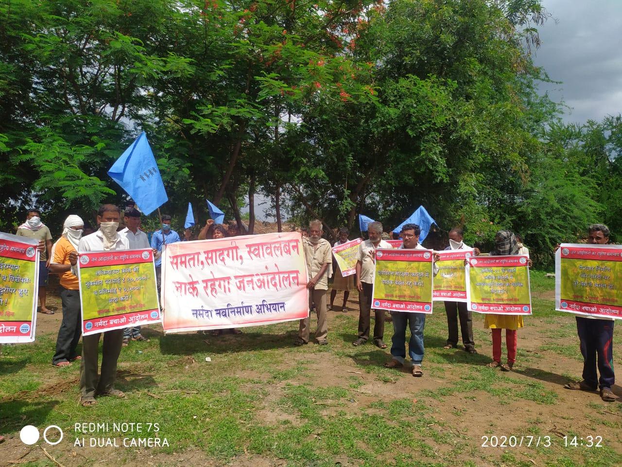 श्रमिक संगठनों के साथ आए किसान संगठन, कोयला श्रमिकों की हड़ताल का भी समर्थन