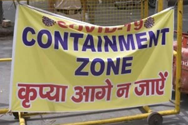 बस्ती:जिले में कुल 199 कंटेनमेंट जोन; जानिए…