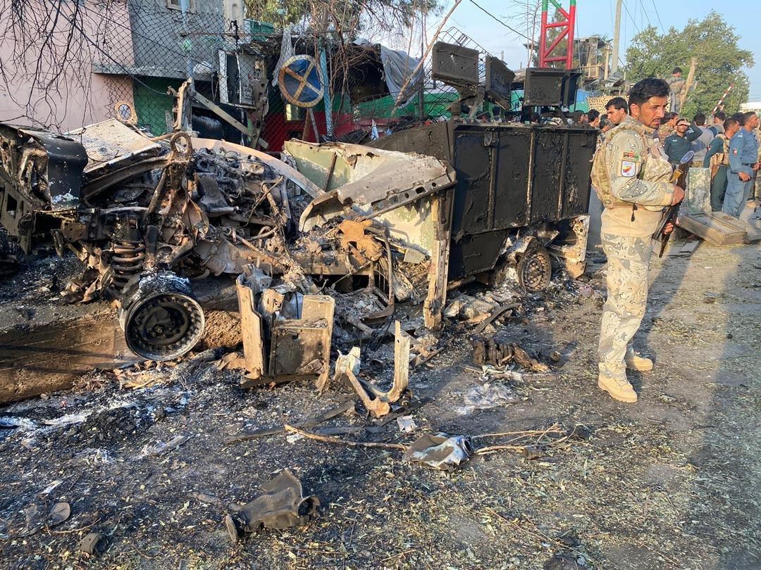 अफगानिस्तान की जेल पर ISIS के हमले में 29 की मौत, कई कैदी फरार, तीन हमलवार ढेर
