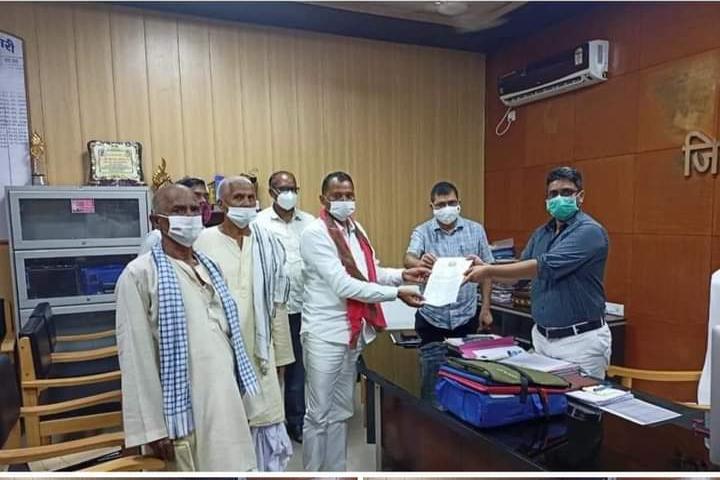 बस्ती:श्रीराम जानकी मार्ग  मामले में किसानों पर दर्ज मुकदमें होंगे होंगे वापस
