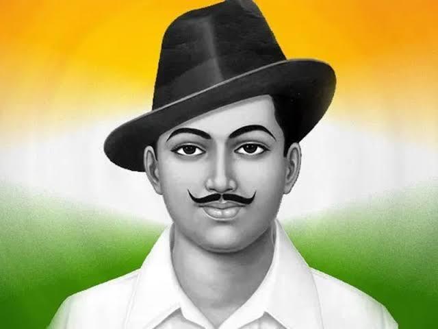 """भगत सिंह : """"एक ना एक शम्मा अंधेरे में जलाये रखिये, सुब्ह होने को है माहौल बनाये रखिये"""""""
