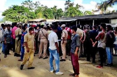 हिंसक झड़प के बाद असम-मिजोरम सीमा पर तनाव, केंद्रीय गृह सचिव करेंगे बैठक