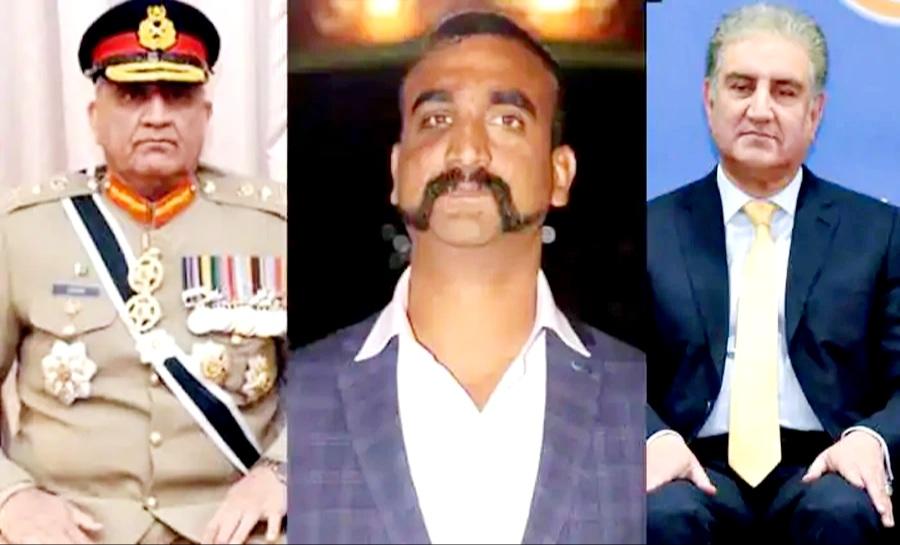 खुलासा: थर-थर कांप रहे थे पाकिस्तान के विदेश मंत्री, जानिए अभिनंदन की रिहाई का सच..भारत के खौफ से पाकिस्तान ने अभिनंदन को छोड़ा, देखें खुलासे का VIDEO