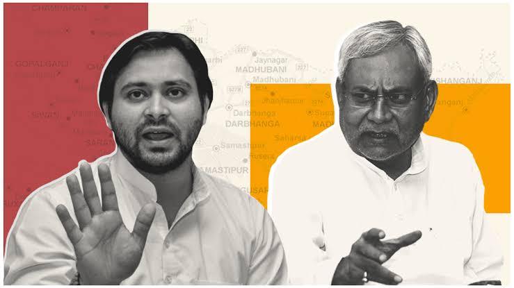 तेजस्वी की लोकप्रियता में इजाफा यानी नीतीश कुमार रिस्क जोन में जा चुकी हैं!