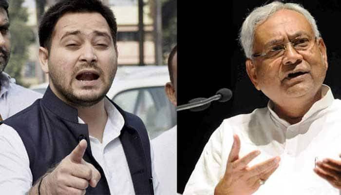CM नीतीश का तंज : 8-9 बच्चे पैदा करने वाले भी विकास की बात करते हैं, तेजस्वी ने ट्वीट कर दिया जवाब