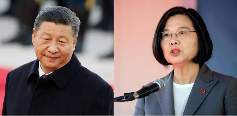 दक्षिण चीन सागर: चीन से जंग की तैयारी में जुटी ताइवानी सेना, आग उगल रही तोपें, बरस रहे बम