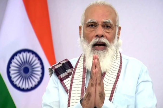 पीएम मोदी की बढ़ी हुई दाढ़ी का राज जानने के लिए देश में बढ़ने लगीं जिज्ञासाएं